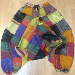 TROUSERS-HAREMS