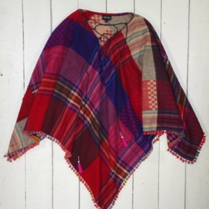 PONCHOS WINTER