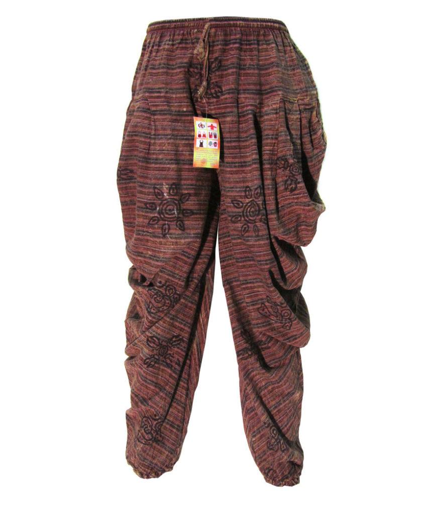 Nepalese Samurai Pants by Little Kathmandu