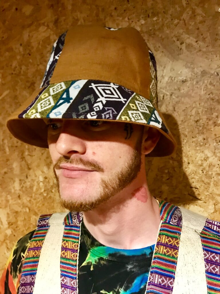 Assorted Patchwork Multi Bucket Hat by Gringo