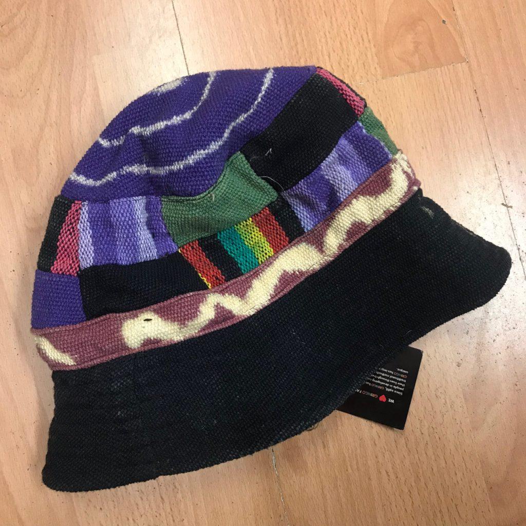Patchwork Multi Bucket Hat by Gringo