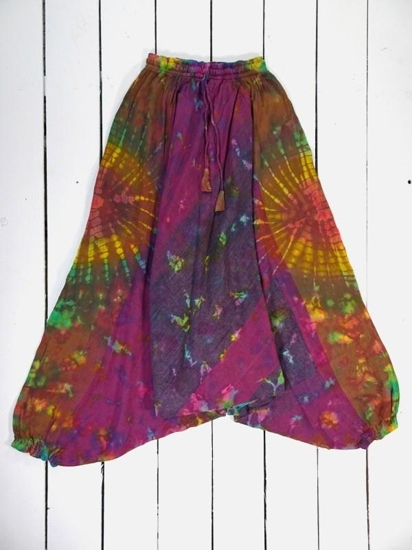 Tie dye Harem Pant by Gringo
