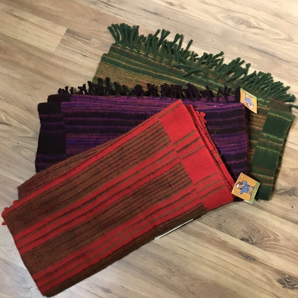 Cashmelon Blanket-Shawl 104 x 195cms by Hippy Buddy