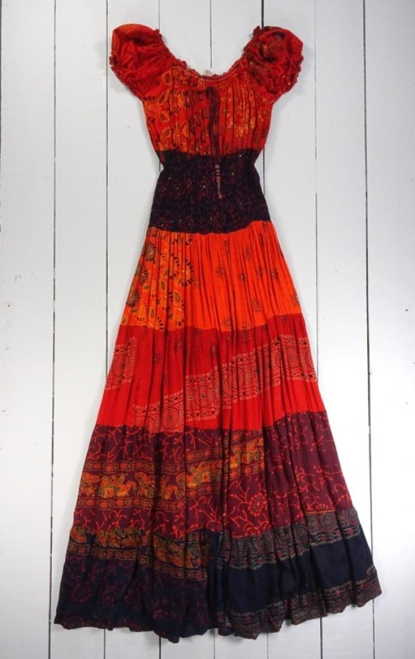 Long Hippy Dress