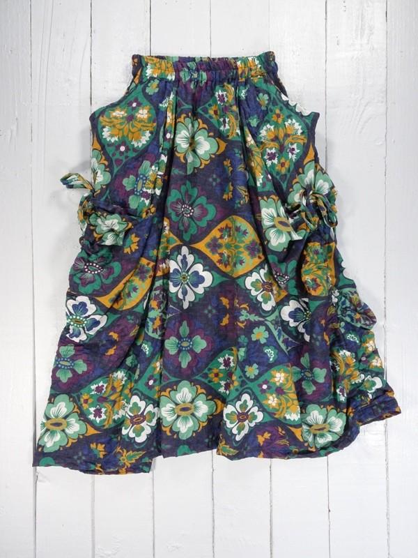 Multi Print Skirt