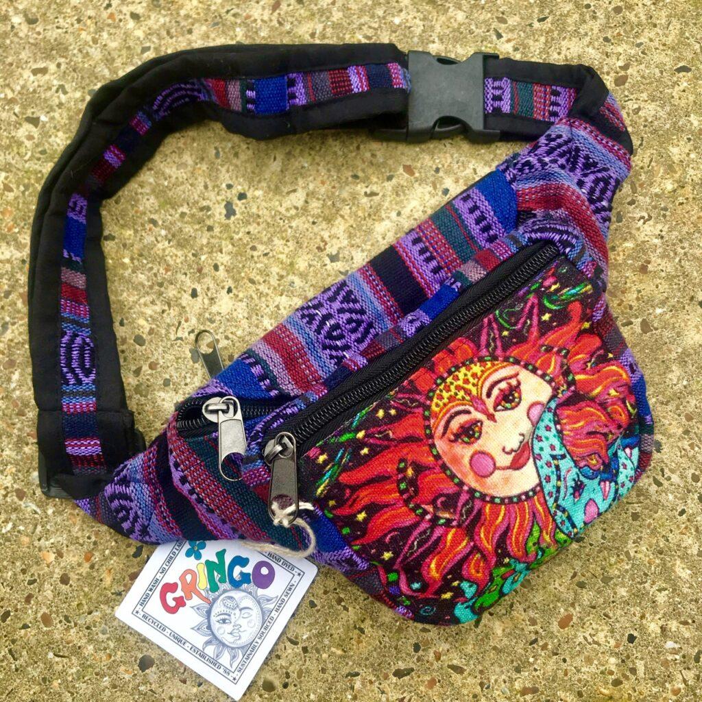 Sun & Moon Bum Bag by Gringo